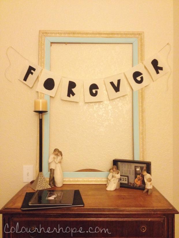 forever banner