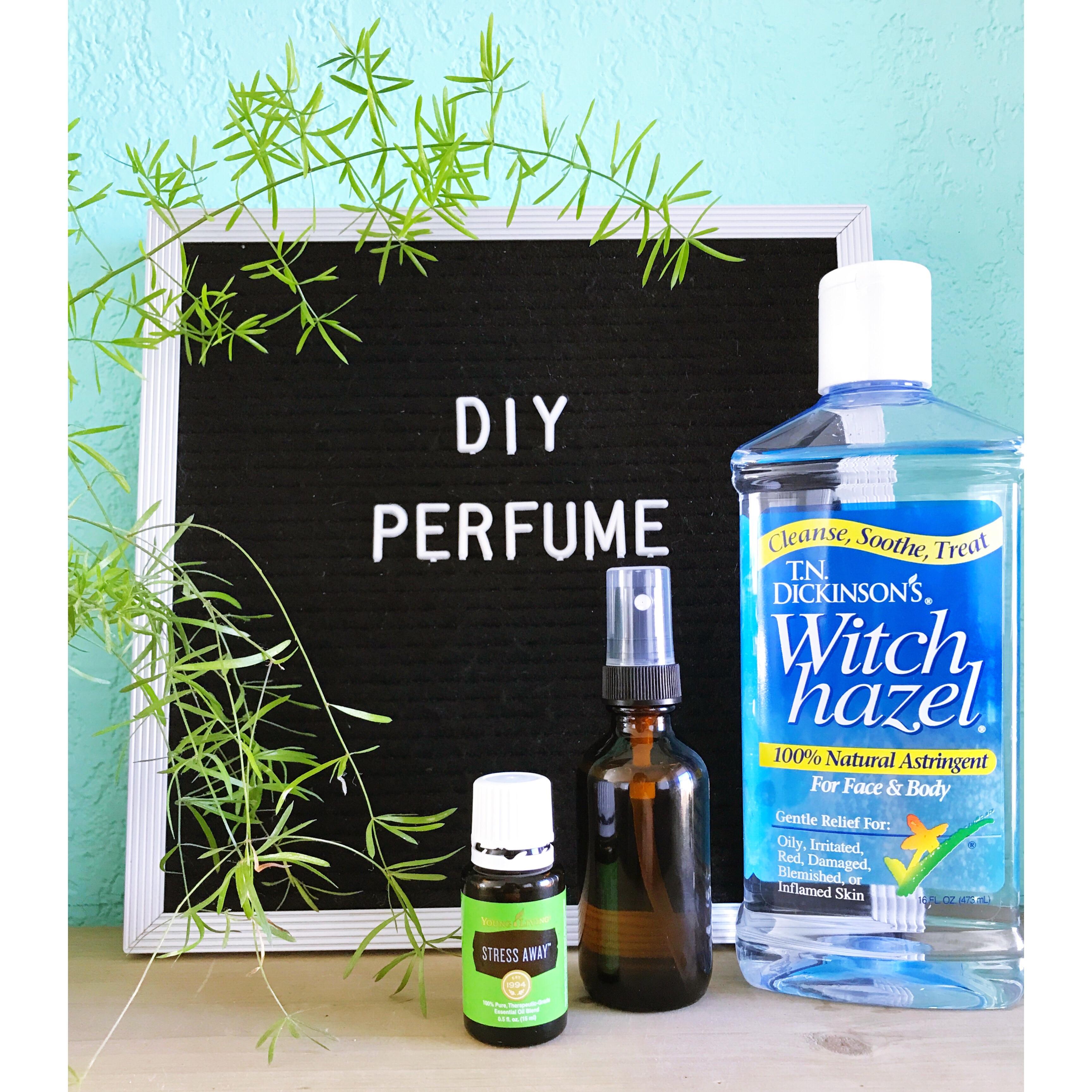 DIY Chemical Free Perfume – Colour Her {Hope}